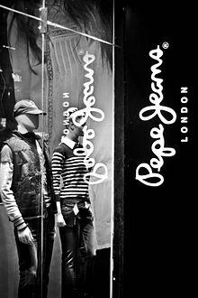 8ac192813 The Pepe Jeans showroom at Brigade Road (Bangalore