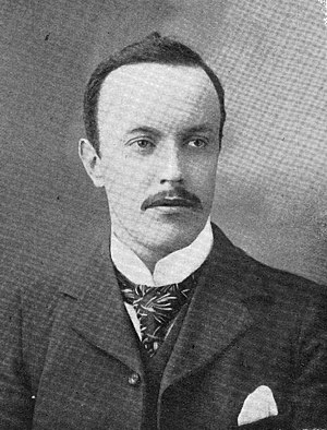 Percy Perrin - Image: Percy Perrin 1900