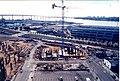 Petco Park under construction December 2000 - panoramio.jpg