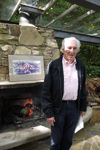Peter McIntyre (architect) - Peter McIntyre