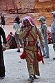 Petra - Jordanian Bedu Soldier - panoramio.jpg