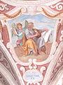 Pfarrkirche - Deckenfresco - Sankt Matthäus mit Engel 1.jpg