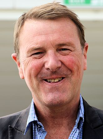 Phil Tufnell - Tufnell in 2015
