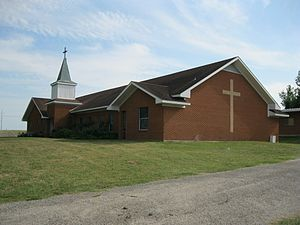 Phillipsburg, Texas - Image: Phillipsburg TX St Paul Church