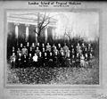Photograph London School of Tropical Medicine, 74th Session Wellcome M0019239.jpg