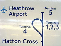 Hatton Cross tube station Wikipedia