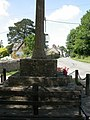 Piddlehinton, roll of honour - geograph.org.uk - 1374788.jpg