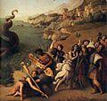 Piero di cosimo, Perseus Frees Andromeda 06.jpg