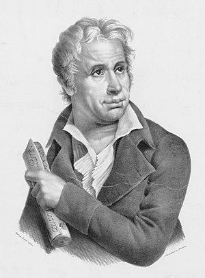 Pierre Jean Porro - Portrait of Pierre-Jean Porro after Robert Lefèvre