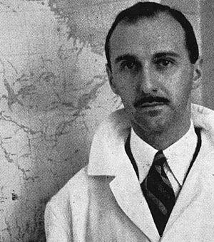 Pierre Dansereau - Pierre Dansereau, circa 1942-43