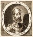 Pieter Christiaansz Bor - Nederlantsche oorloghen, beroerten, ende borgerlijcke oneenicheyden - 1621 - Luis de Requesens y Zúñiga - PPL-9176.tif