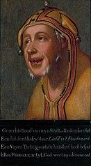 Portrait of Pieter Cornelisz. van der Morsch