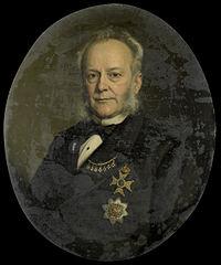 Pieter Mijer (1812-81). Gouverneur-generaal van Nederlands Oost Indië
