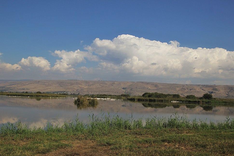 PikiWiki Israel 45516 Hula Lake autumn