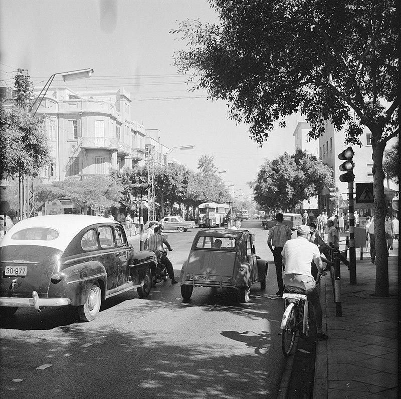 רחוב אלנבי