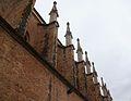 Pinacles de l'església del convent del Carme, Onda.JPG