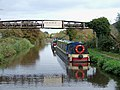 Pipe Bridge over the Trent and Mersey Canal, Burton-upon-Trent - geograph.org.uk - 1581980.jpg
