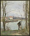 Pissarro - Banks of the Oise, 1874.jpg