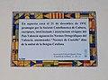 Placa commemorativa de les Normes de Castelló, carrer Cavallers de Castelló de la Plana.jpg
