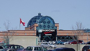 Place d'Orléans - Image: Place D'Orleans Sport Chek entrance April 2006