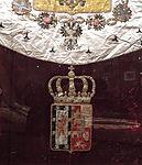 Plafond of suspended coronation canopy (1896, Kremlin) by shakko - detail 02.JPG