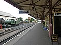 Platform 1, Minehead Station - geograph.org.uk - 1714915.jpg