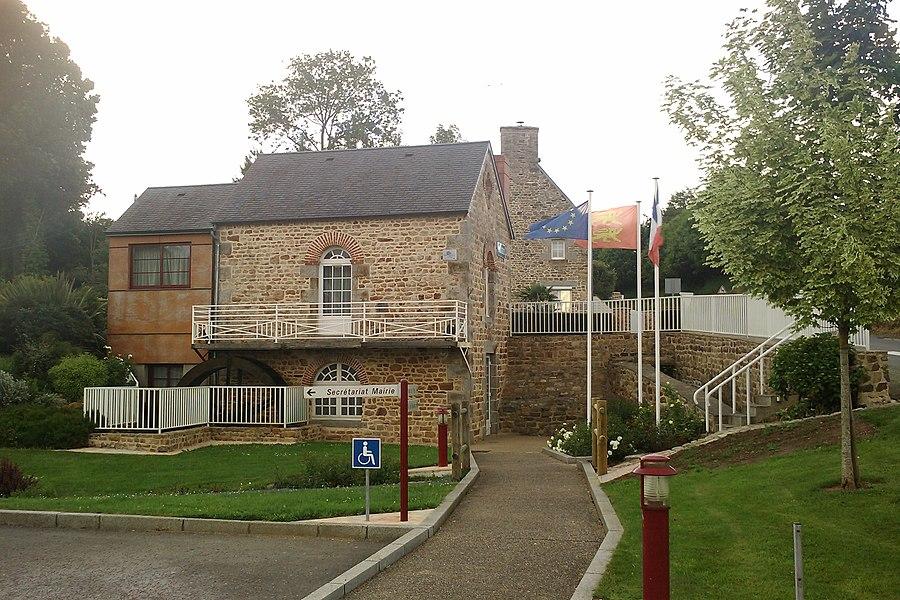 Mairie de fr:Plomb (Manche)
