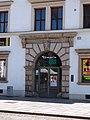 Plzeň, náměstí Republiky 10, portál.jpg