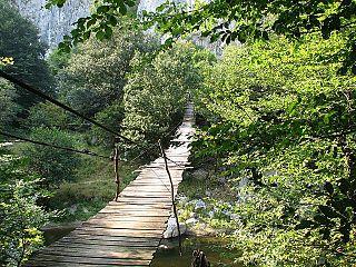 Nera Gorge-Beușnița National Park