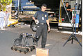 Polícia Federal showcase Grupo de Bombas e Explosivos equipment for 2014 FIFA World Cup security 2010-08-02 3.jpg