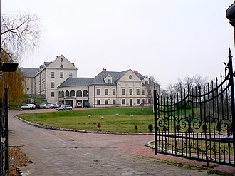 Drohiczyn - Drohiczyn Diocese buildings