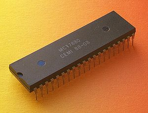Intel 8080 - Image: Poland MCY7880 1
