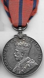King George V Police Coronation Medal