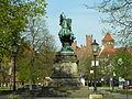 Pomnik króla Jana III Sobieskiego w Gdansku.JPG