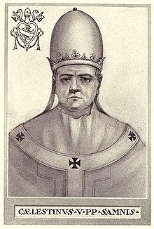 c9ee2cf37e Pope Celestine V - Wikipedia