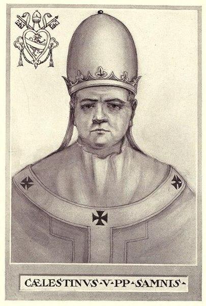 File:Pope Celestine V.jpg
