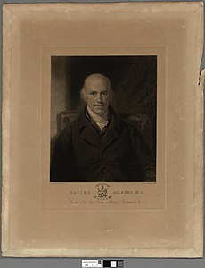 Portrait of Davies Gilbert, M.A (4672277).jpg