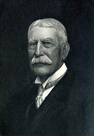 Henry Flagler - Portrait of Henry Flagler