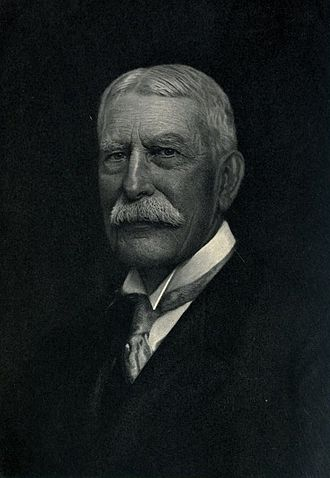 Henry Flagler - Portrait of Henry Flagler