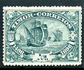 Portuguese Timor stamp ½ avo 1898 issue.jpg