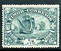 Portuguese Timor stamp ½ avo 1898 issue.jpg