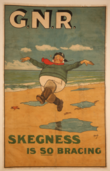 Poster, GNR. 'Skegness is So Bracing' by John Hassall.png