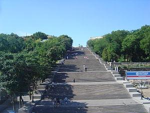 Potemkinsche Treppe