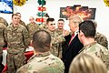 President Trump the First Lady Visit Troops in Iraq (45589824465).jpg