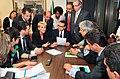 Presidente Henrique Eduardo Alves participa de reunião com a apresentadora Xuxa Meneghel e deputados..jpg