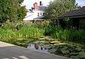 Preston Montford Field Centre - Pond - geograph.org.uk - 368245.jpg