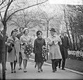 Prinses Benedikte en Prinses Margriet bezoek gebracht aan Keukenhof te Lisse, ti, Bestanddeelnr 917-6278.jpg