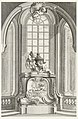 Print, Projet d'un Tombeau fait pour Mr. le President de la x x x x x à Dijon en 1733 (Design for a Tomb for President x x x x x in Dijon in 1733), plate 99, in Oeuvres de Juste-Aurèle Meissonnier (CH 18222735).jpg