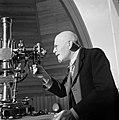 Professor Luigi Carmera in het Observatorium, Bestanddeelnr 191-1363.jpg