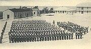 Prospect Camp, Bermuda - Parade in Camp